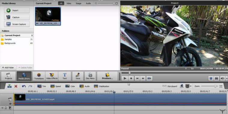 Cara Menggunakan AVS Video Editor
