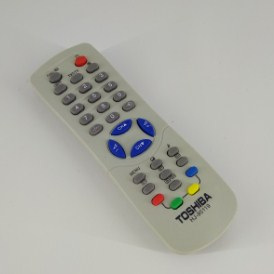Kode Remot TV Toshiba