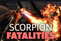Fatality Scorpion