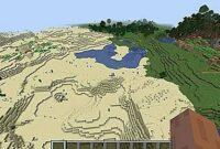 Seed Minecraft Village