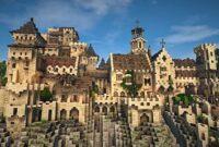 Seed Minecraft City