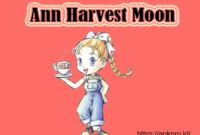 Ann Harvest Moon
